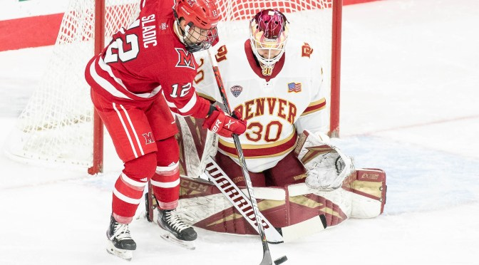 Pioneers' Nagging Mistakes Return as Miami Pitches 3-0 Shutout