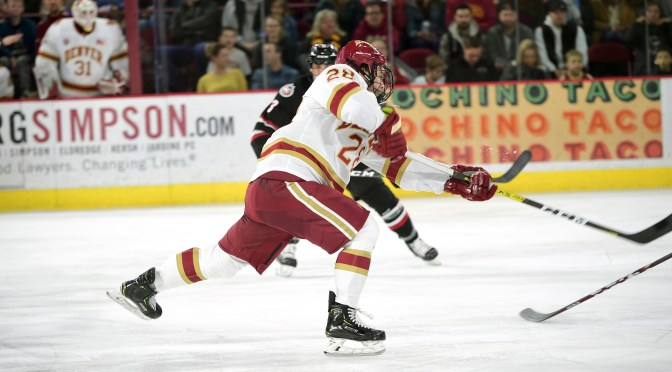 Pioneers' Nightmare Start Continues They Fall 4-3 to Huskies