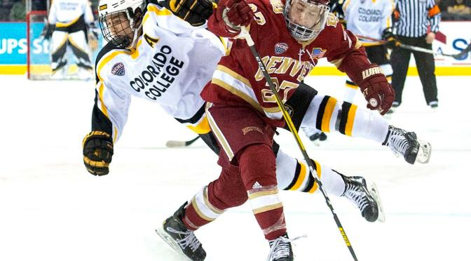 Pioneers Open New Year on Wrong Foot, Drop First Gold Pan Matchup 4-3