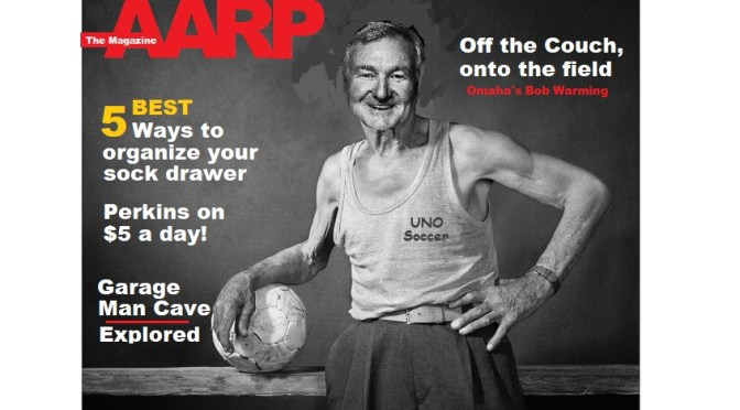 Bob Warming's AARP Interview Cites Experience as a Winning Formula