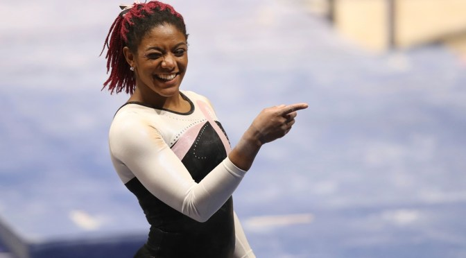 Lynnzee Brown Candidate for NCAA Woman of the Year
