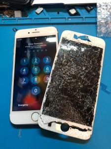 iPhone 7指紋:液晶維修