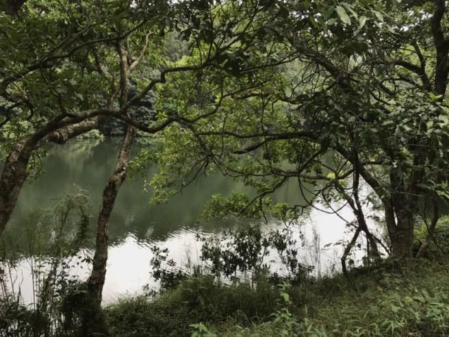 流水響>流水響灌溉水塘>鶴藪灌溉水塘>鶴藪圍