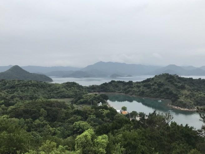 美麗海岸大行動之吉澳、鴨洲 (22.4.2017)