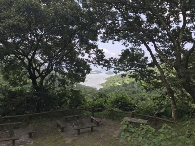 水浪窩>觀星台>麥理浩徑第4段>黃竹洋山火瞭望台>水浪窩
