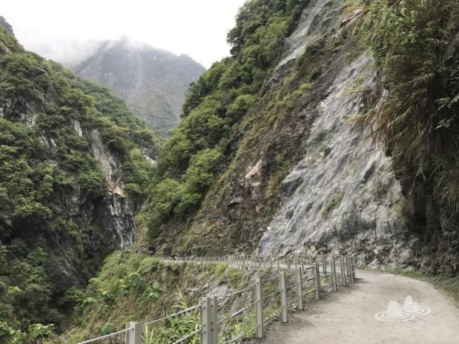 台灣花蓮太魯閣國家公園 ~ 白楊步道
