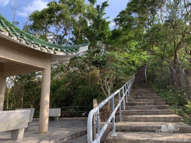 利安道>新清水灣道>佐敦谷公園>佐敦谷晨運徑>平山>佐敦谷公園>利安道