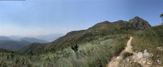 西沙路>麥理浩徑第4段>彎曲山>馬鞍山郊遊徑