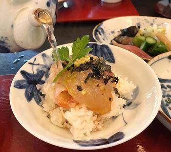 鯛茶漬け専門店鯛匠Hanana