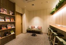 京都河原町格蘭斯特飯店休息室