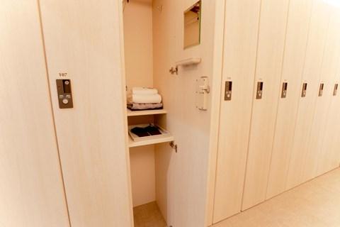 京都河原町格蘭斯特飯店專用櫃