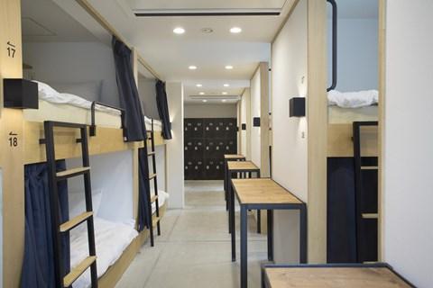 Piece Hostel 18人房