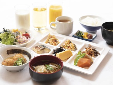 APA飯店京都祇園Excellent早餐