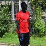 Ibrahima Niane voit double