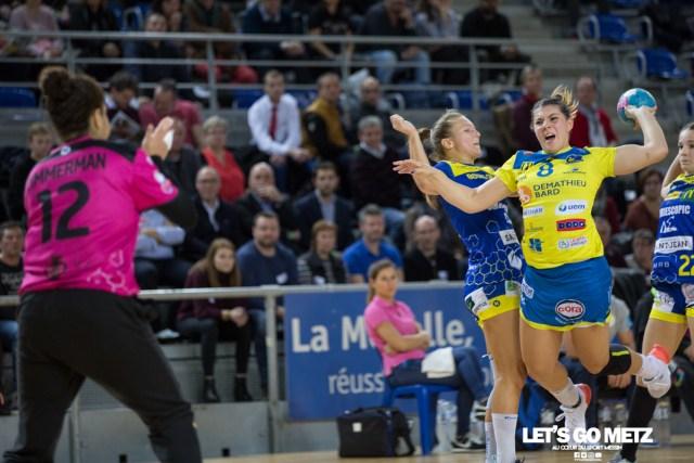 Metz Handball - Bourg de Péage - 12112019 - Flippes (2)