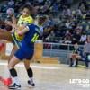 Sarah Bouktit pourra tenter de conclure l'Euro de Handball u19 sur une bonne note, avec une médaille de bronze