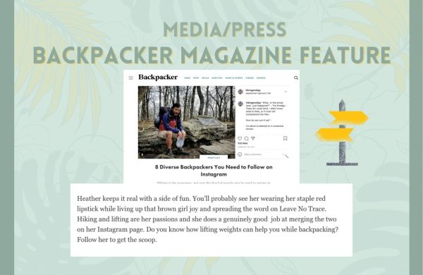 Backpacker Feature