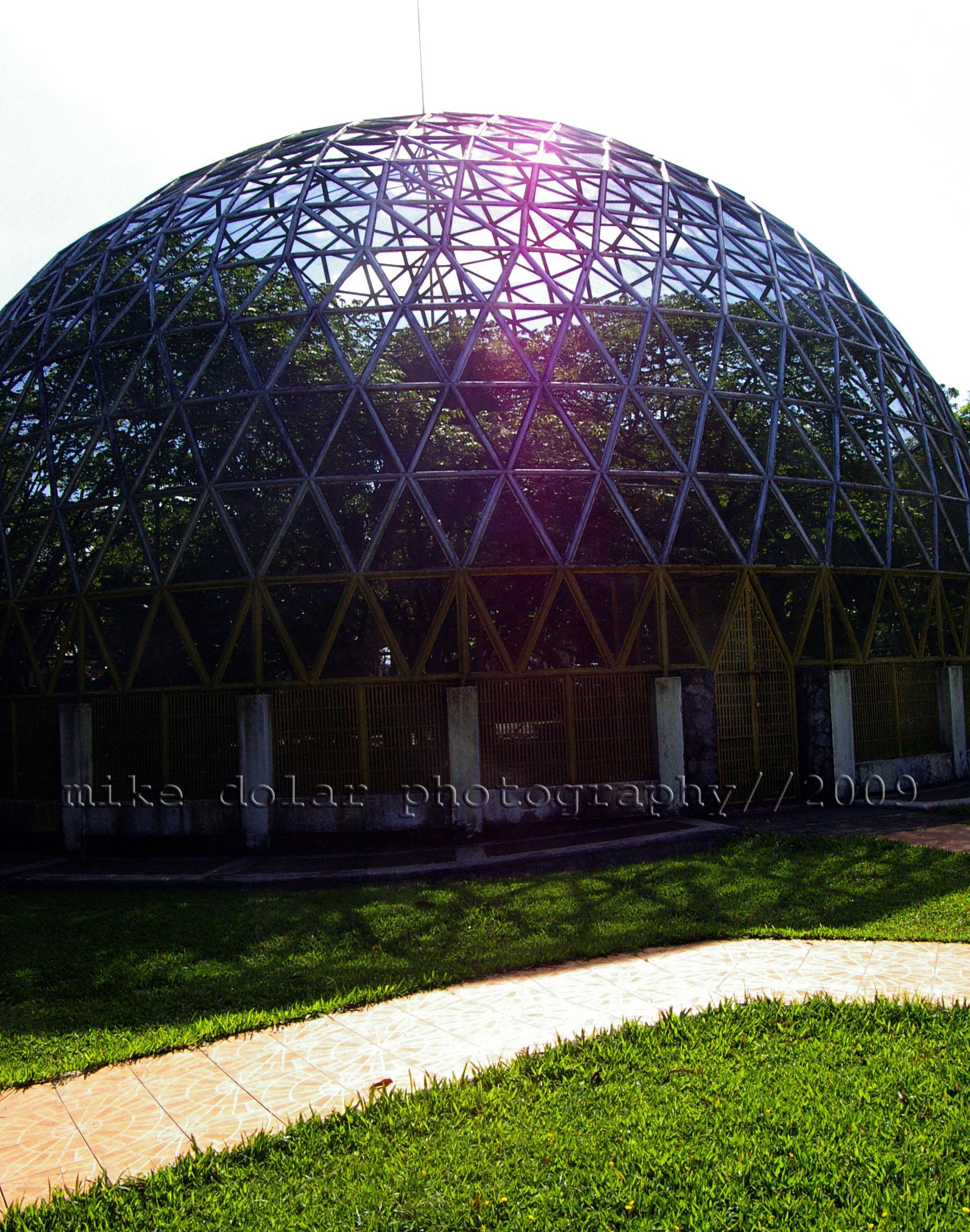 the capitol's aviary