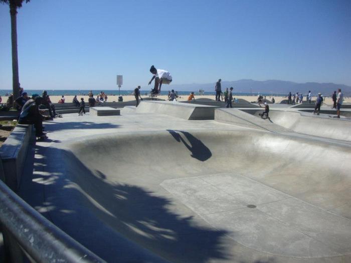 Numeri sullo skateboard