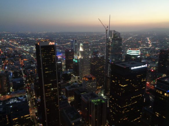 L.A. from the Skyspace