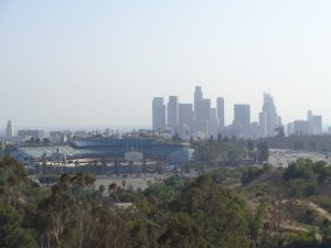 Elysian Park view