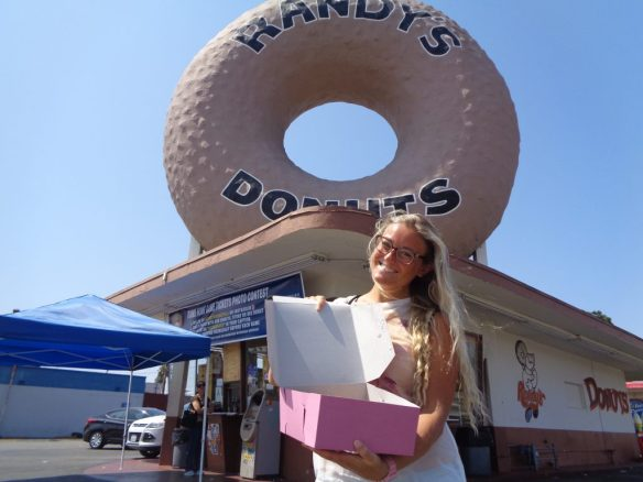 It's a Donuts world!