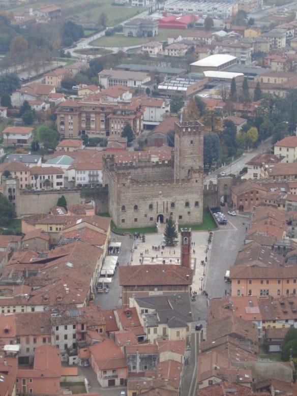 Marostica - Castello Inferiore