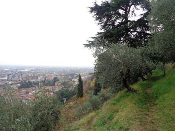 Marostica: il sentiero dei Carmini - Scorci