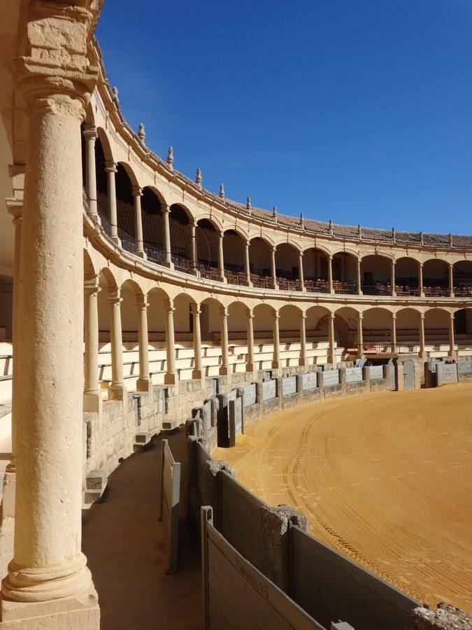 La plaza de toros di Ronda