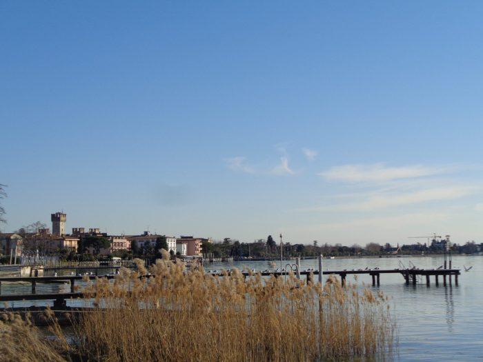 Sirmione vista della città