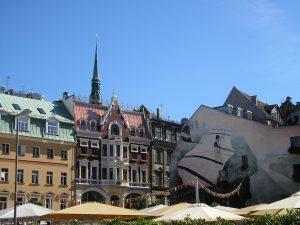 Riga - 10 foto per raccontare