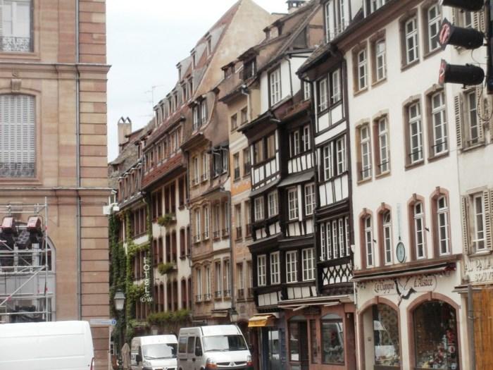 Vie di Strasburgo