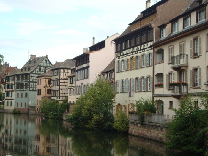 Strasburgo: Petite france