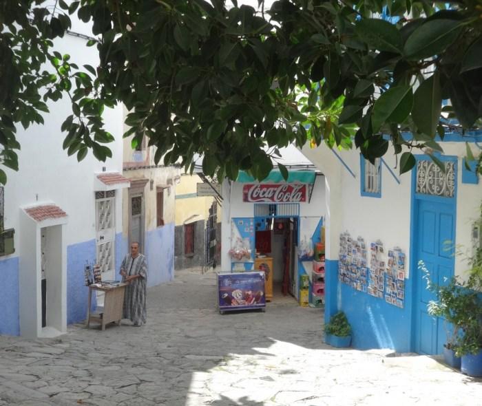 Vie di Tangeri
