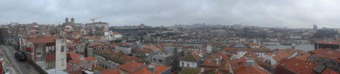 Porto dal Miradouro da Vitoria