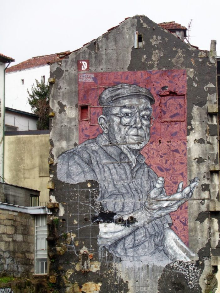 Un weekend a Porto: Street art