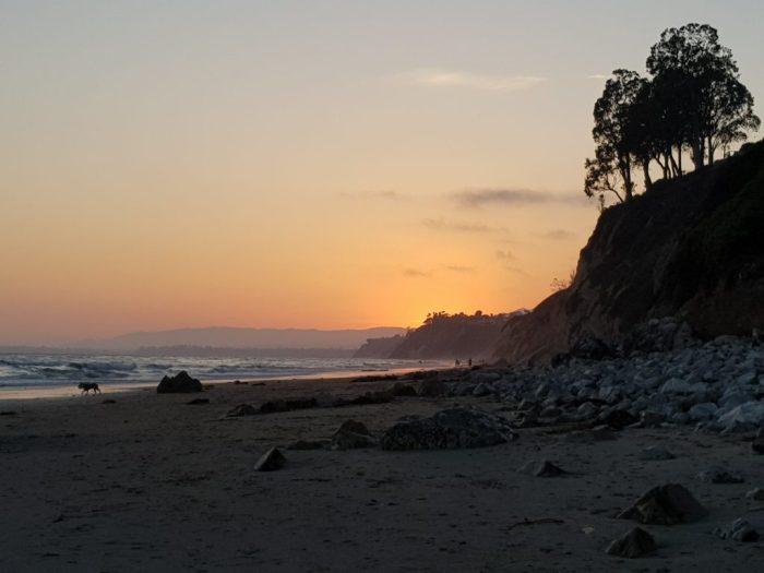Dove vedere il tramonto a Santa Barbara - Mesa2