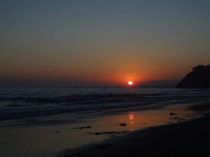 Dove vedere il tramonto a Santa Barbara - Mesa3