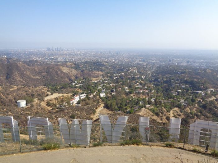3 giorni a Los Angeles - Hollywood Sign