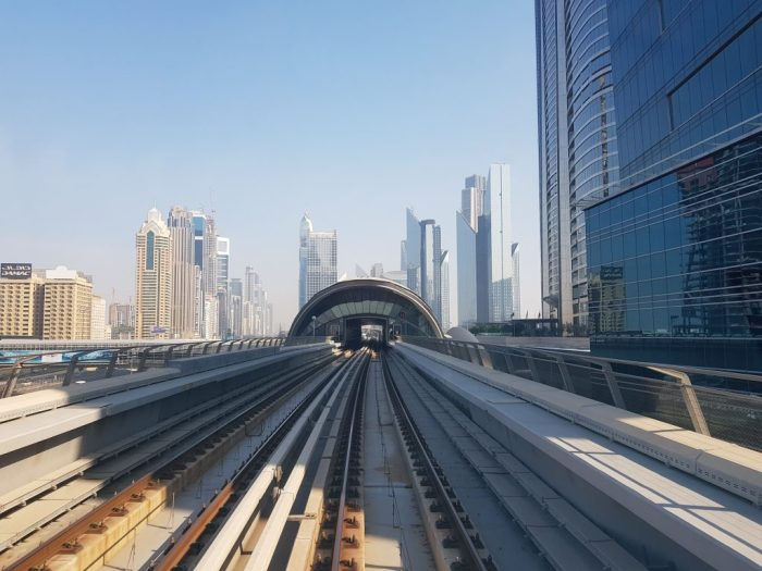 Dubai cose da non perdere assolutamente - Metro