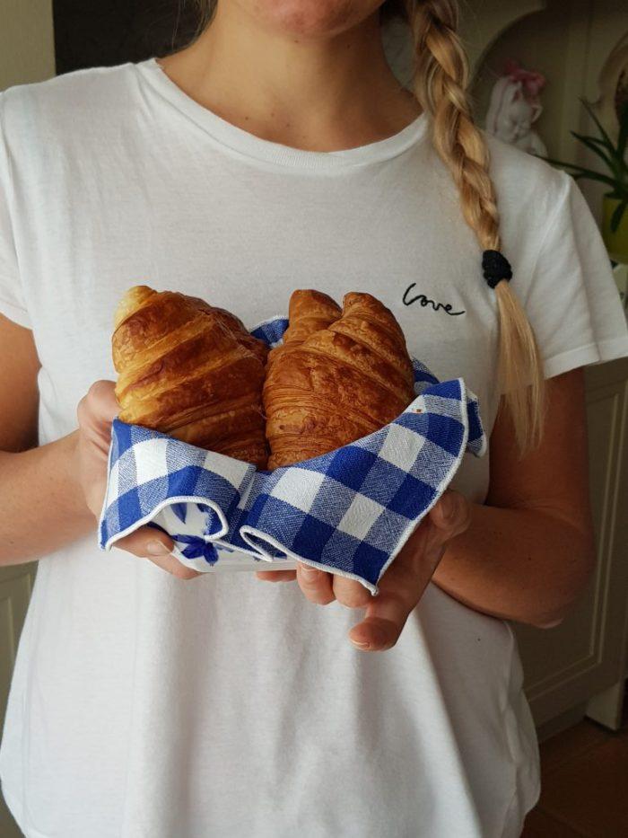 Le voila french croissant