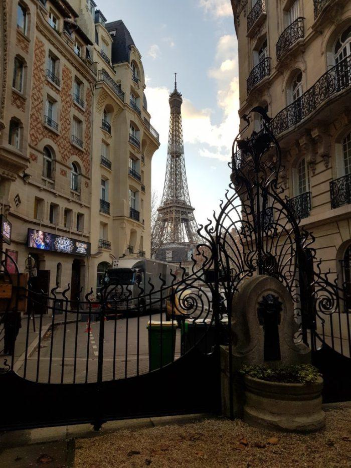 Parigi: luoghi insoliti Square Rapp