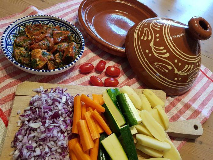Tajine di carne, la ricetta perfetta