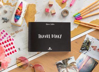 Travel Diary - il diario di viaggio perfetto