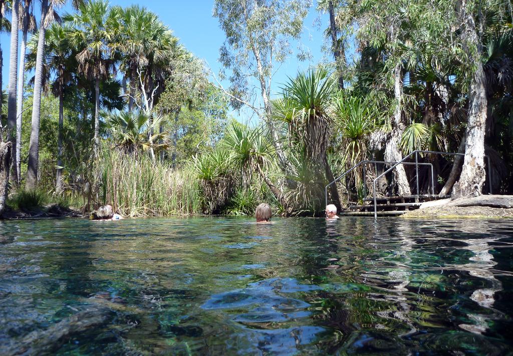 Mataranka Hot Pools