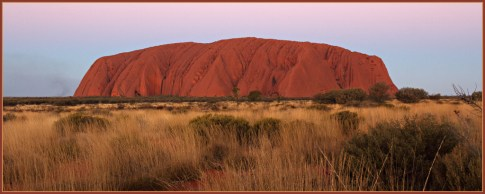 Sunset-at-Uluru