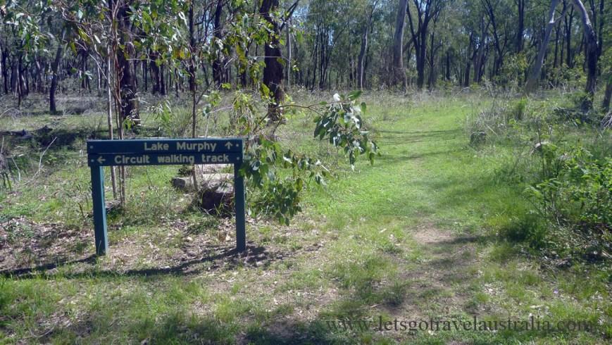 Lake-Murphy-Conservation-Park-Sign