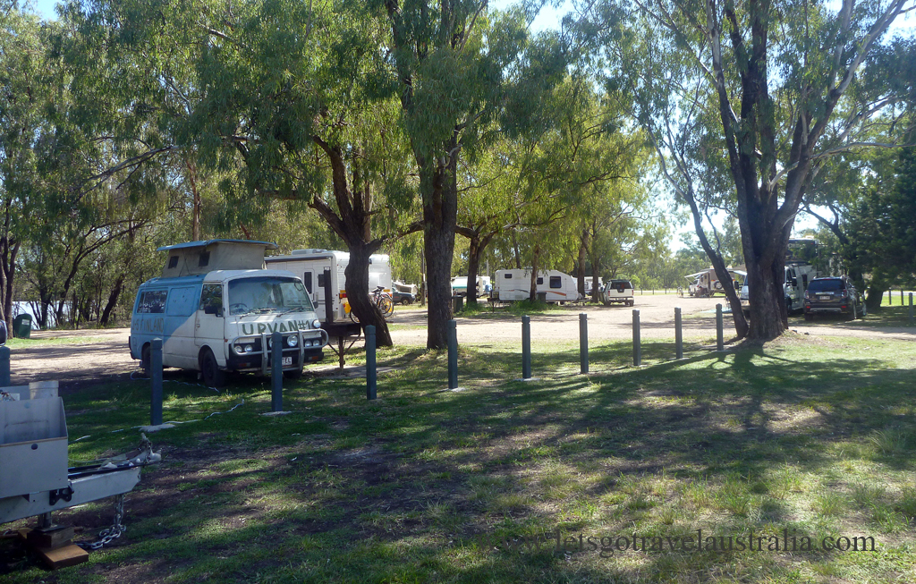 Chinchilla-Weir-main-camping-area