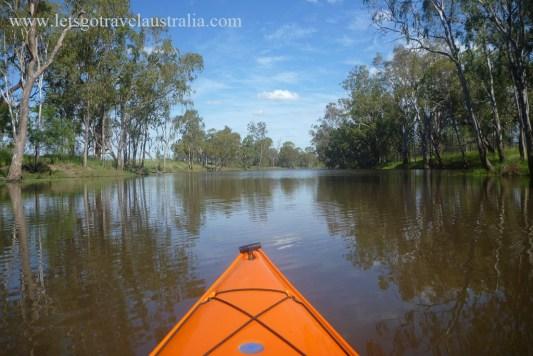 Judds-Lagoon-paddling-on-the-lagoon
