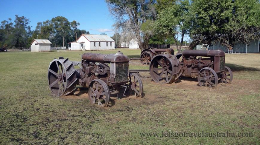 Blackall-woolscour-machinery